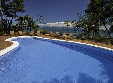 Harmony Hotel on Playa Guiones in Nosara, Costa Rica