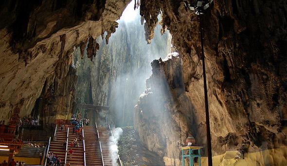 Sleeping around in eco-luxe Kuala Lumpur - Batu Caves