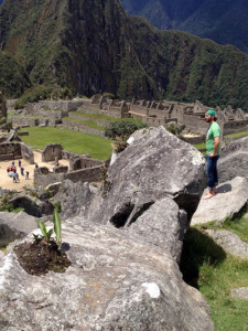 Machu Picchu: glorious and sustainable, too