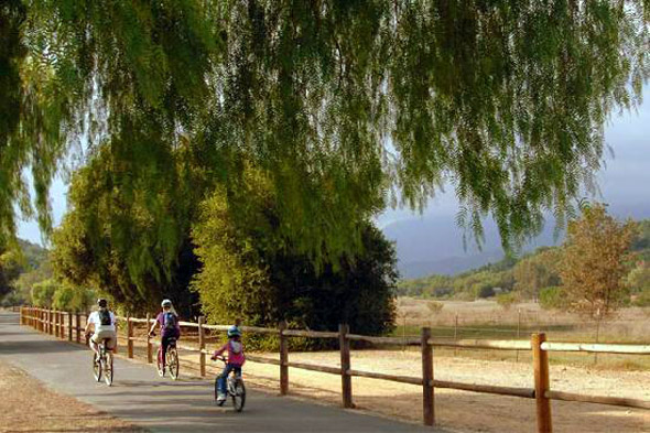 Ojai Valley Trail - Ojai, Calif., USA