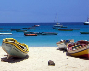 Ethical destination: a Cape Verde beach