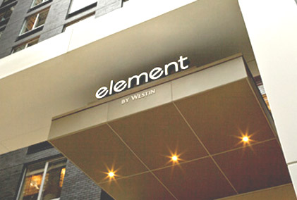 Element Times Square West Hotel - New York, NY, USA