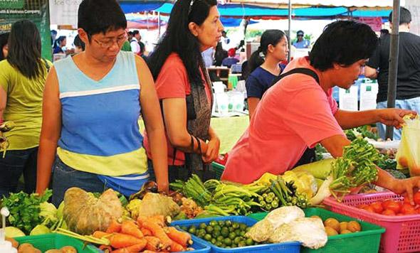 Legazpi Market - Manila, Philippines