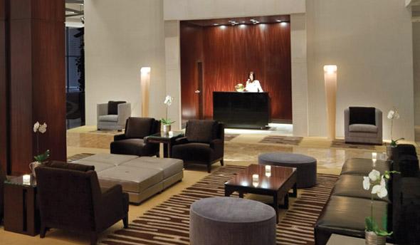 Lobby, Vdara Hotel - Las Vegas, Nev., USA