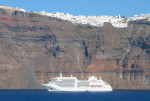 Santorini, Greece: where to find organic
