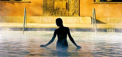 Bath ritual, Willow Stream Spa at Fairmont Sonoma Mission Inn - Sonoma, Caliif., USA