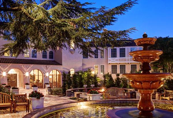 Fairmont Sonoma Mission Inn - Sonoma, Calif., USA