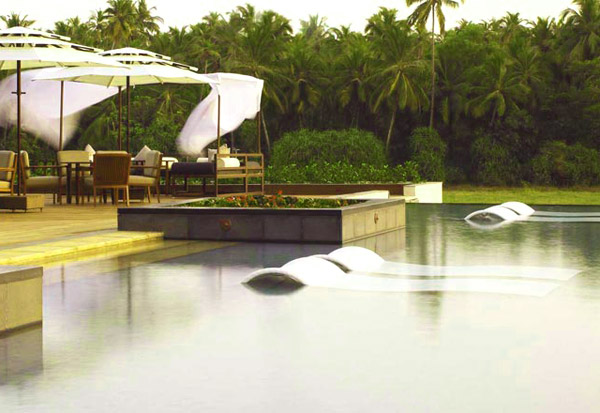 Pool, Alila Diwa - Goa, India