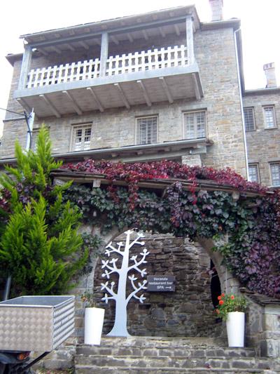 Mikro Papigo 1700 Hotel & Spa - Mikro Papigo, in the Zagori region of the Pindus Mountains, Greece