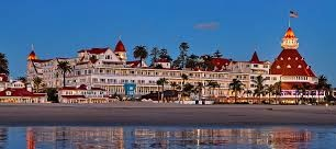 Hotel del Coronado - near San Diego, Calif., USA