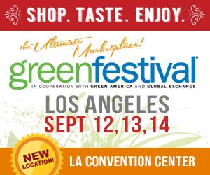 LA Green Festival 2014