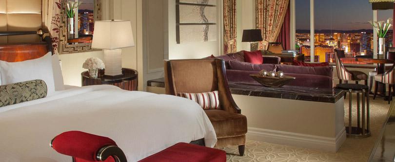 Luxury suite, Palazzo Hotel - Las Vegas, Nev., USA