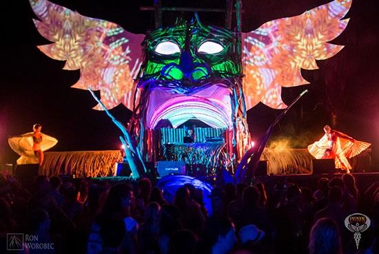 Envision Festival - Uvita, Costa Rica