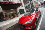 Check into Virgin Hotels, get a Tesla ride
