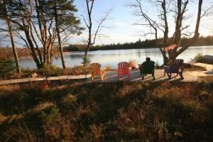 Trout Point Lodge - Nova Scotia, Canada