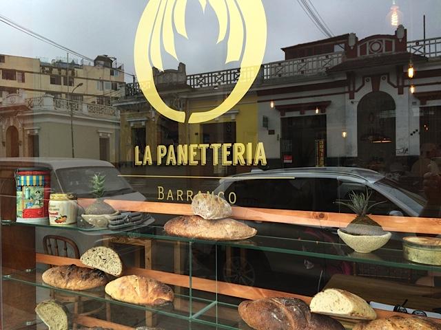 La Panetteria - Barranco, Lima, Peru