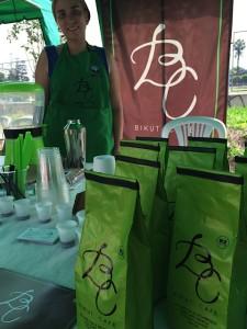 Bikut Cafe, Barranco organic market - Lima, Peru