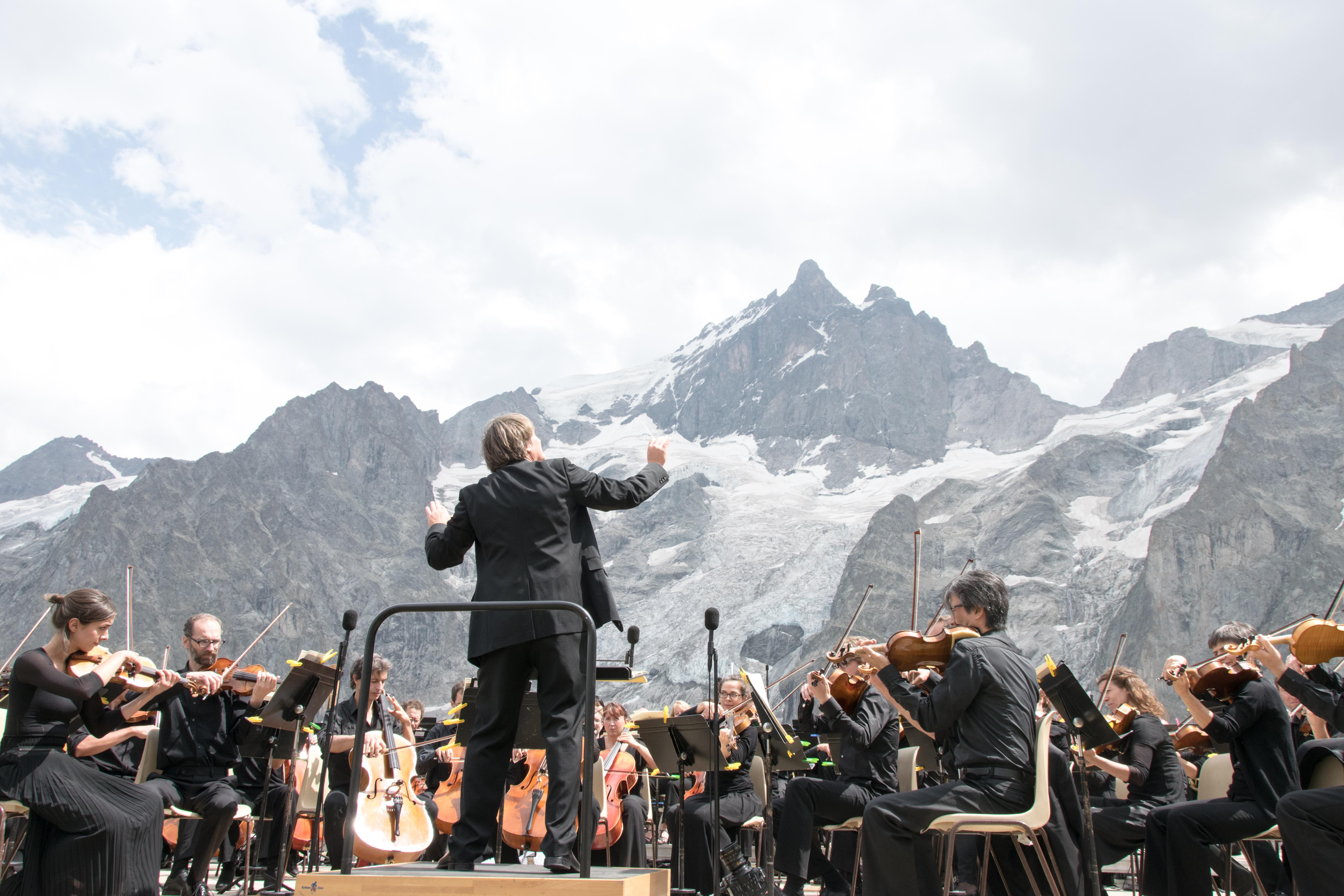 Festival Messiaen - Pays de la Meije, France
