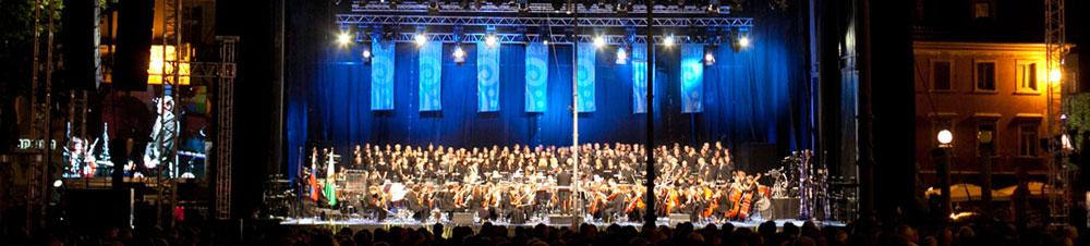 Ljubljana Festival - Ljubljana, Slovenia