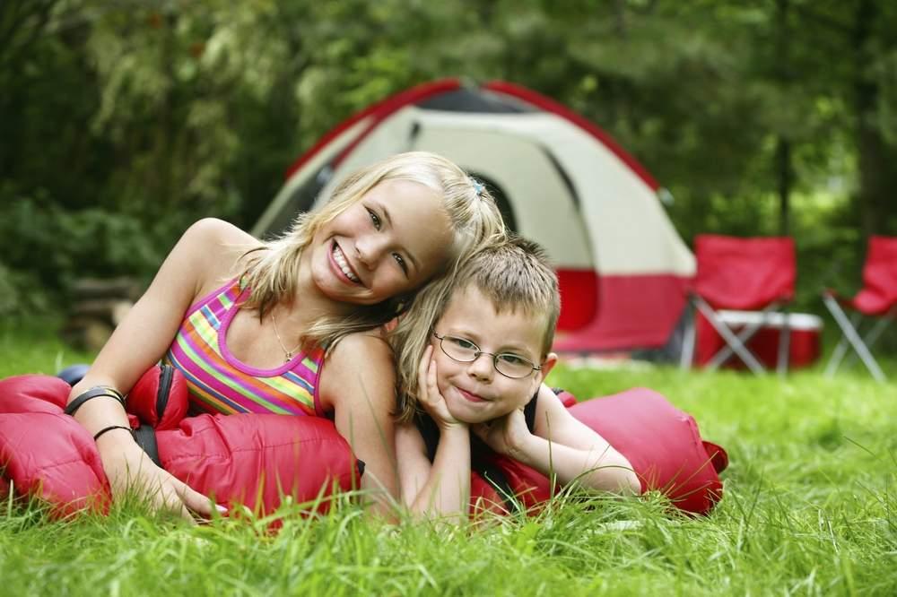 UK camping