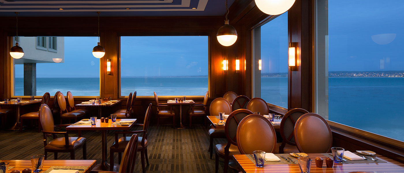 Schooners Coastal Kitchen, Monterey Plaza Hotel and Spa - Monterey, Calif., USA