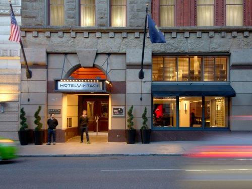 Hotel Vintage - Portland, Ore. USA