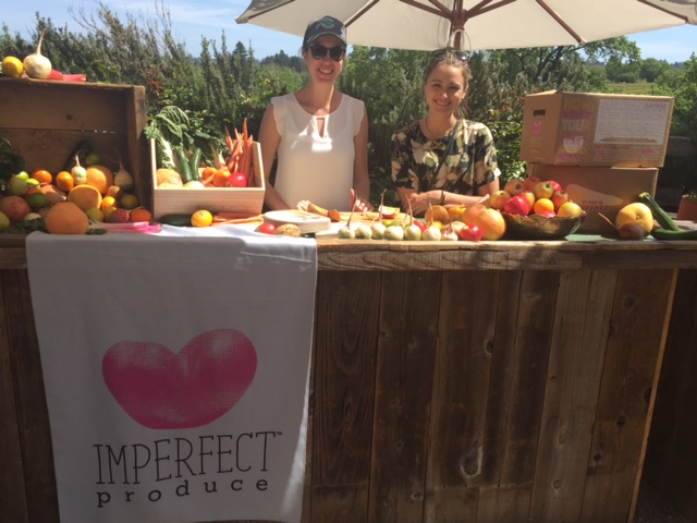 Imperfect Produce at Iron Horse Vineyard - Green Valley, Calif.