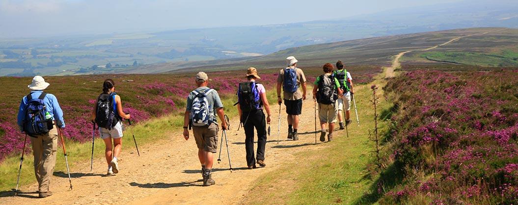 Wainwright Coast to Coast walking vacation - England